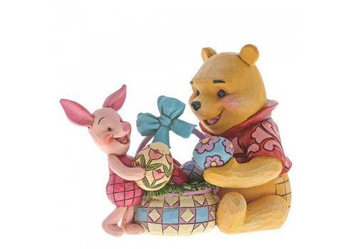 Disney Traditions Spring Surprise (Pooh & Piglet)