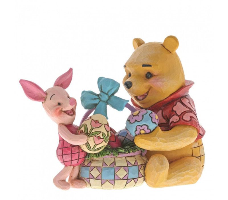 Disney Traditions - Spring Surprise (Pooh & Piglet)