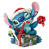 Disney Traditions Disney Traditions - Bad Wrap (Stitch with Santa Hat)