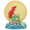 Disney Traditions Disney Traditions - Mermaid by Moonlight (Ariel with Light up Moon)
