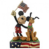 Disney Traditions Disney Traditions - A Banner Day (Mickey and Pluto)