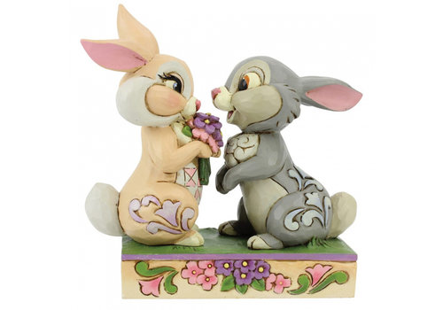 Disney Traditions Bunny Bouquet (Thumper and Blossom)
