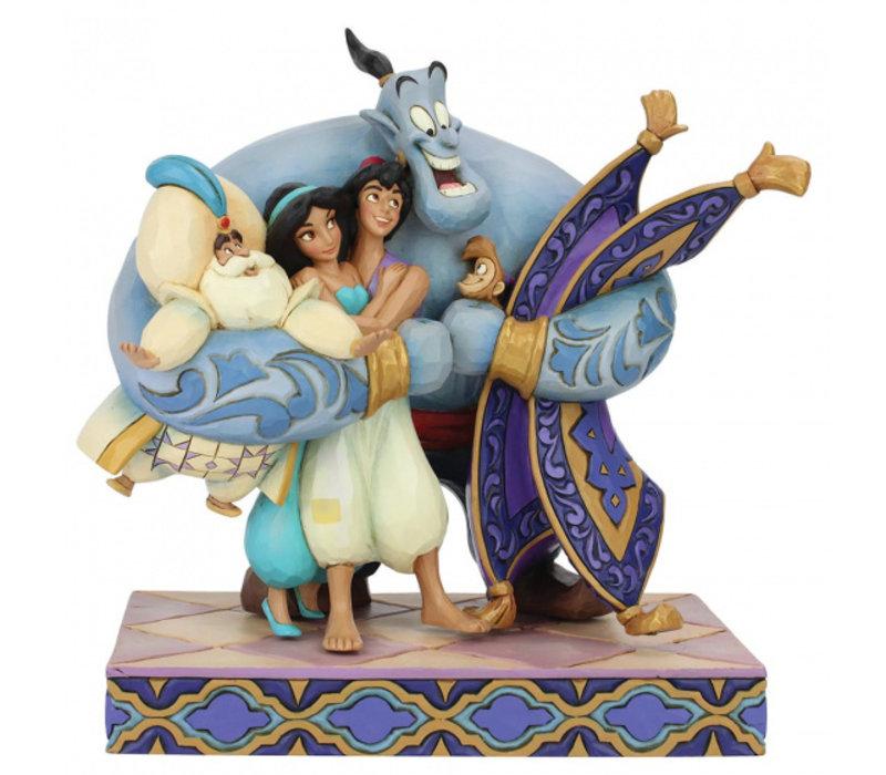 Disney Traditions - Group Hug! (Aladdin)
