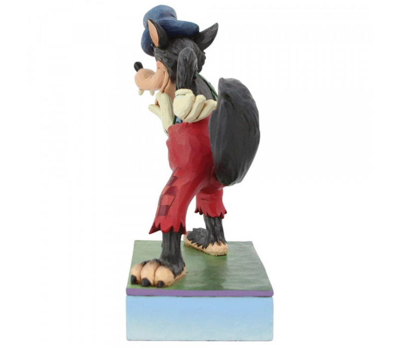 Disney Traditions - I'll Huff and I'll Puff! (Silly Symphony Big Bad Wolf)