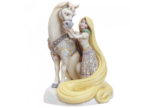 Disney Traditions Innocent Ingenue (Rapunzel White Woodland)