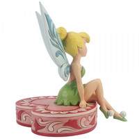 Disney Traditions - Love Seat (Tinker Bell on Heart)