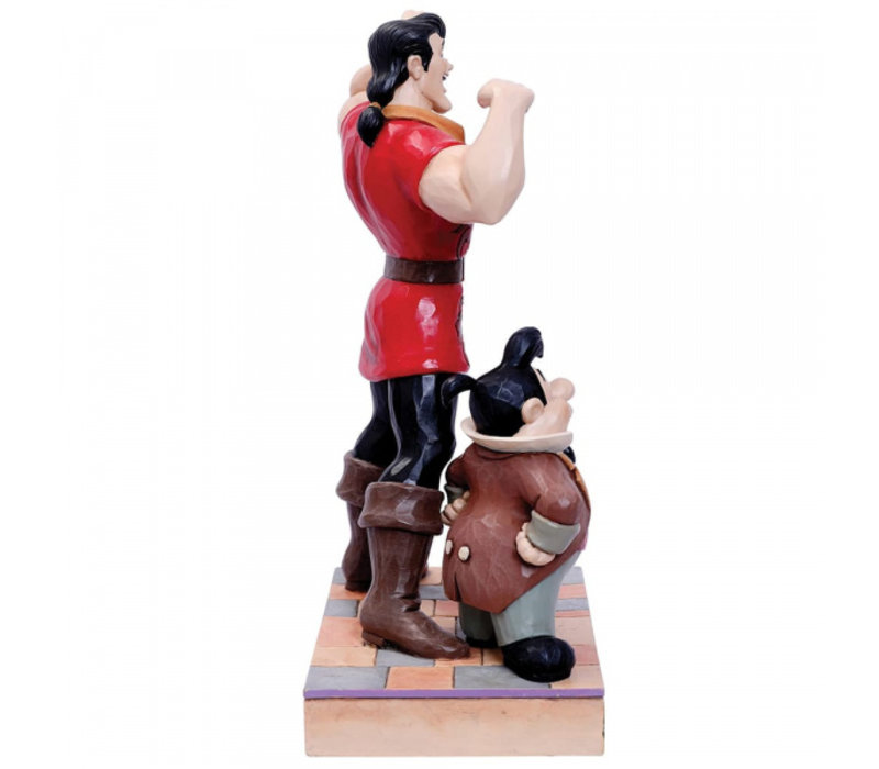 Disney Traditions - Muscle-Bound Menace (Gaston and Lefou)