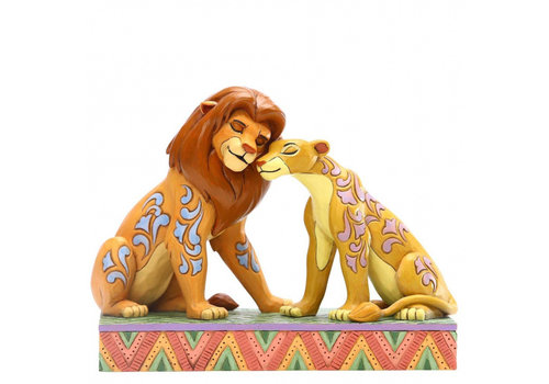 Disney Traditions Savannah Sweethearts (Simba and Nala) - Disney Traditions
