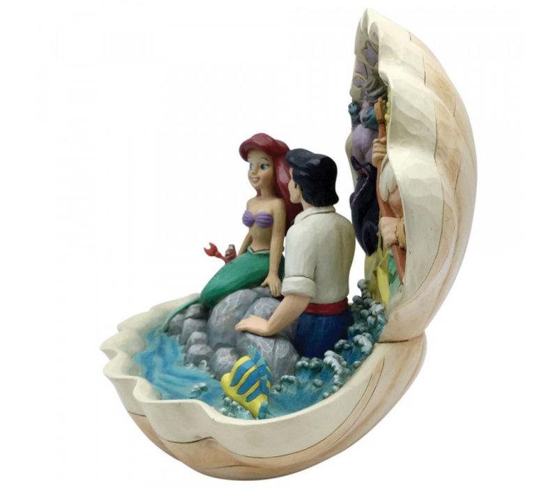 Disney Traditions - Seashell Scenario (The Little Mermaid Shell Scene)