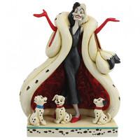 Disney Traditions - The Cute and the Cruel (Cruella and Puppies)