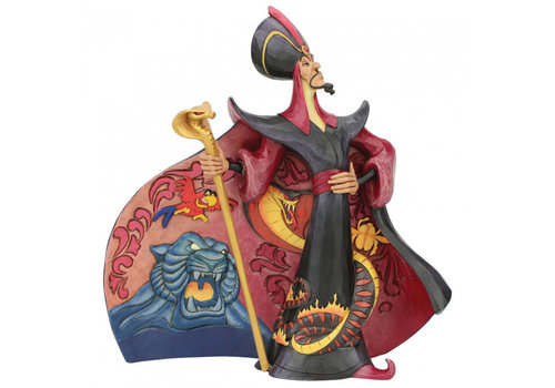 Disney Traditions Villainous Viper (Jafar)