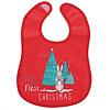 Beatrix Potter Beatrix Potter - Peter Rabbit My First Christmas Bib