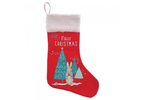 Beatrix Potter Peter Rabbit My First Christmas Stocking