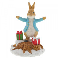Beatrix Potter - Peter Rabbit With Presents