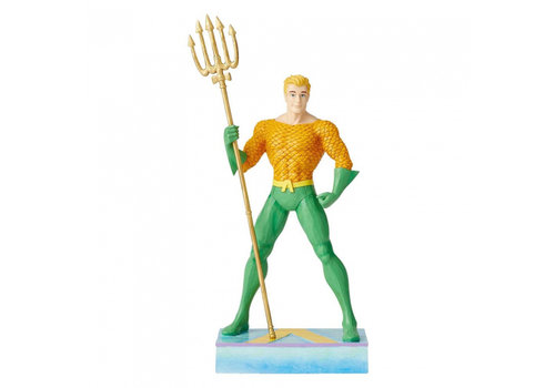 DC Comics by Jim Shore Aquaman Silver Age