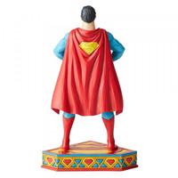 DC Comics by Jim Shore - Superman Silver Age