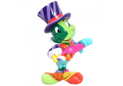Disney by Britto Jiminy Cricket Mini - Disney by Britto