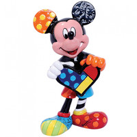 Disney by Britto - Mickey Mouse with Heart Mini