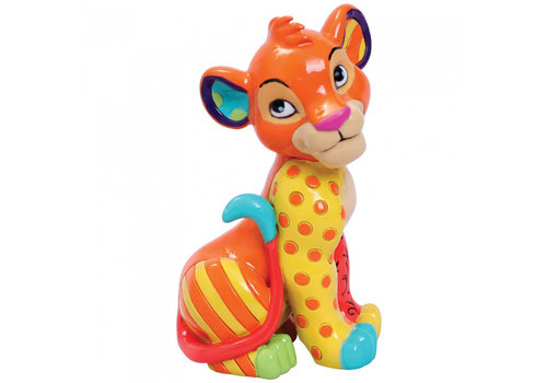 Disney by Britto Simba Sitting Mini
