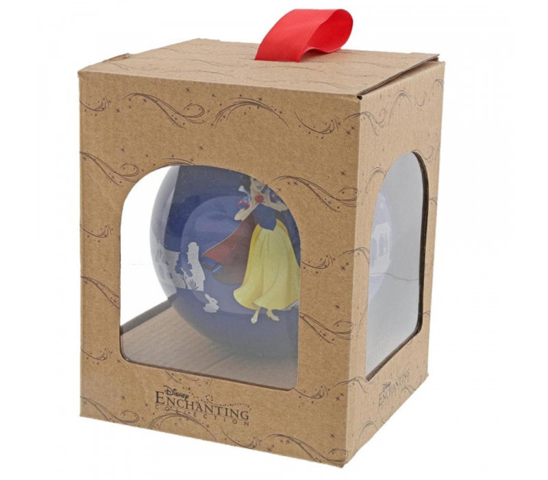 Enchanting Disney Collection - The Little Princess (Snow White and the Seven Dwarfs Bauble)