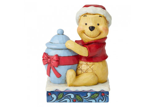 Disney Traditions Holiday Hunny (Winnie the Pooh)