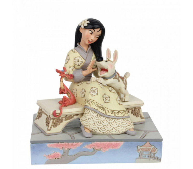 Disney Traditions - Honourable Heroine (Mulan)
