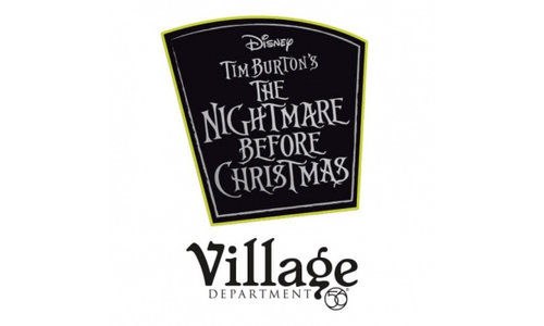 Nightmare Before Christmas Village by D56