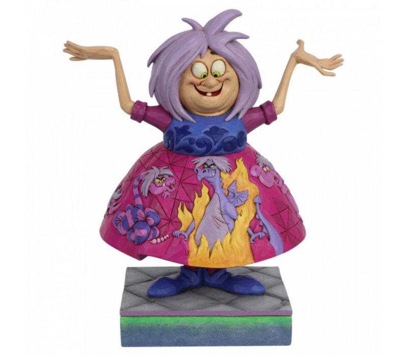Disney Traditions - Madam Mim with Sword in the Stone scene