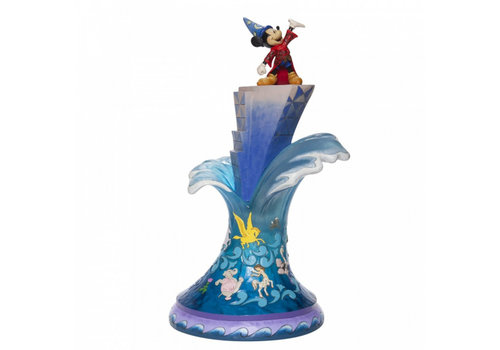 Disney Traditions Summit of Imagination (Sorcerer Mickey Masterpiece) - Disney Traditions