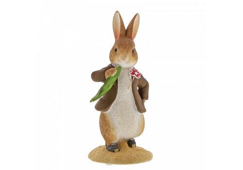Beatrix Potter Benjamin ate a Lettuce Leaf