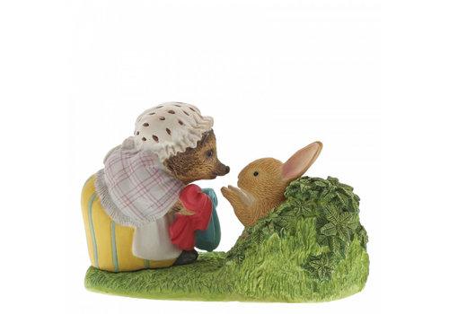 Beatrix Potter Mrs. Tiggy-Winkle Returning Peter's Laundered Jacket - Beatrix Potter