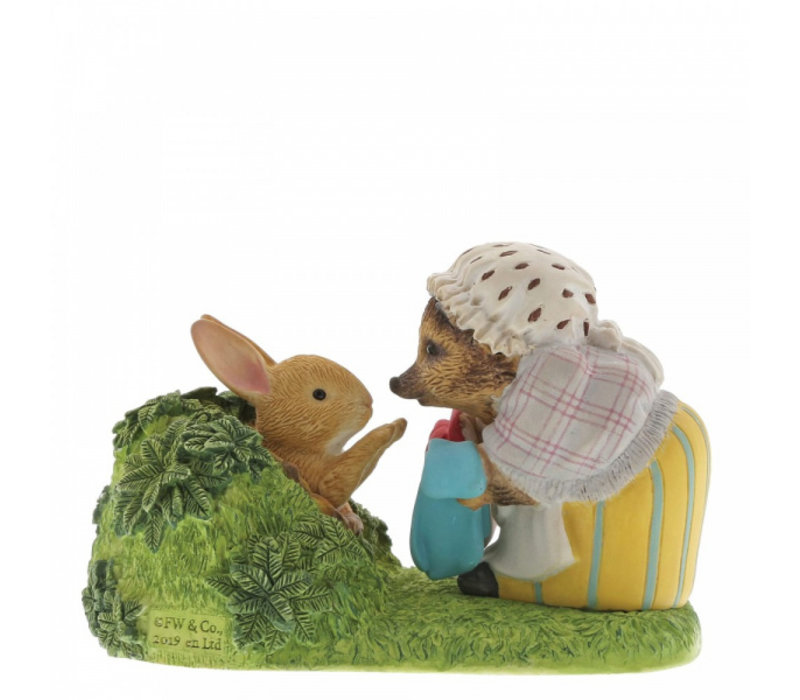 Beatrix Potter - Mrs. Tiggy-Winkle Returning Peter's Laundered Jacket