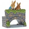 Beatrix Potter Beatrix Potter - Peter & Benjamin Bunny on the Bridge