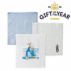 Beatrix Potter Beatrix Potter - Peter Rabbit Baby Collection Face Cloth (set of 3)