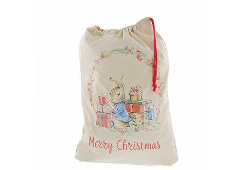 Beatrix Potter Peter Rabbit Christmas Sack