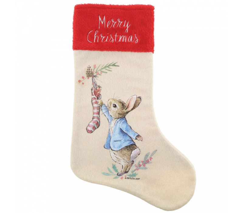Beatrix Potter - Peter Rabbit Christmas Stocking