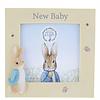 Beatrix Potter Beatrix Potter - Peter Rabbit New Baby Photo Frame