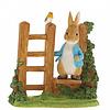 Beatrix Potter Beatrix Potter - Peter Rabbit on Wooden Stile