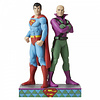 DC Comics by Jim Shore DC Comics by Jim Shore - Superman and Lex Luthor