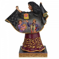 Disney Traditions - Mother Gothel with Rapunzel Scene
