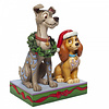 Disney Traditions Disney Traditions - Decked out Dogs (Lady and the Tramp)