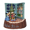 Disney Traditions Disney Traditions - Mickey's Christmas Carol (Carved by Heart Mickey Mouse Christmas Carol)