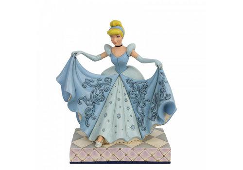 Disney Traditions Cinderellla Transformation (Cinderella Glass Slipper) - Disney Traditions