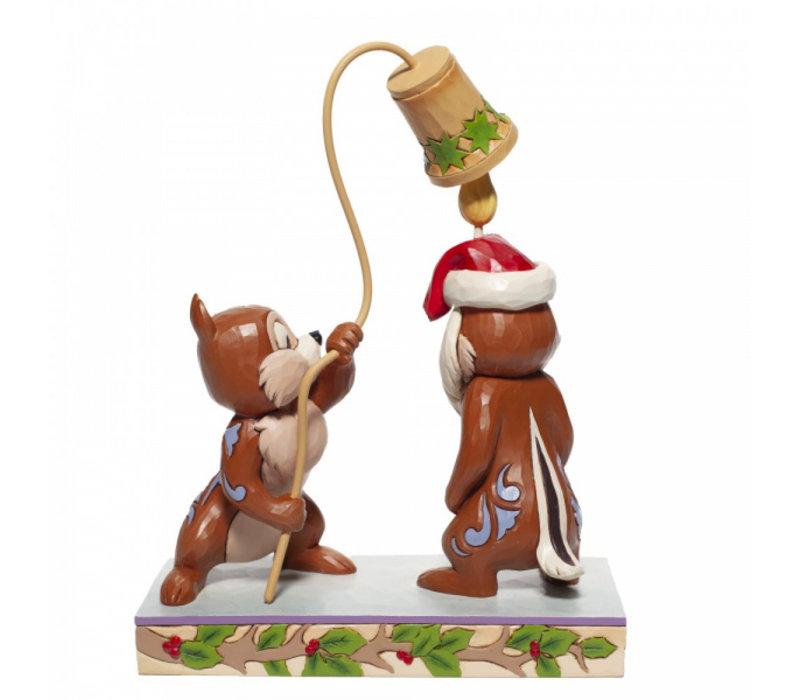 Disney Traditions - Snuff Said (Christmas Chip 'n Dale)