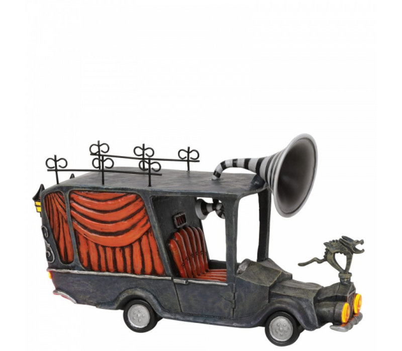 The Mayor's Car - Nightmare Before Christmas Village by D56