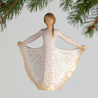 Willow Tree - Butterfly Ornament