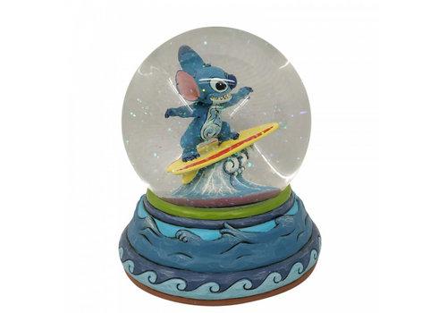 Disney Traditions Stitch sneeuwbol - Disney Traditions