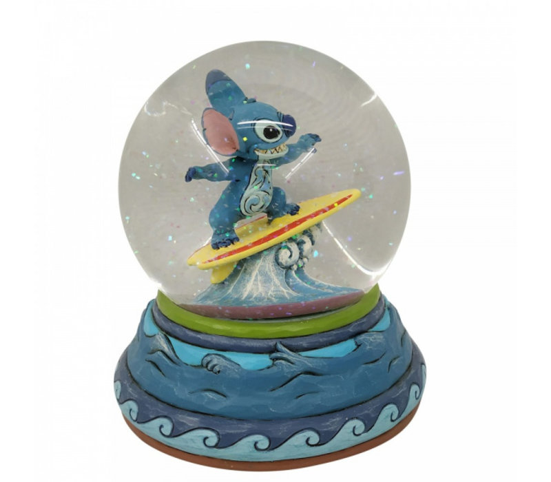 Disney Traditions - Stitch sneeuwbol