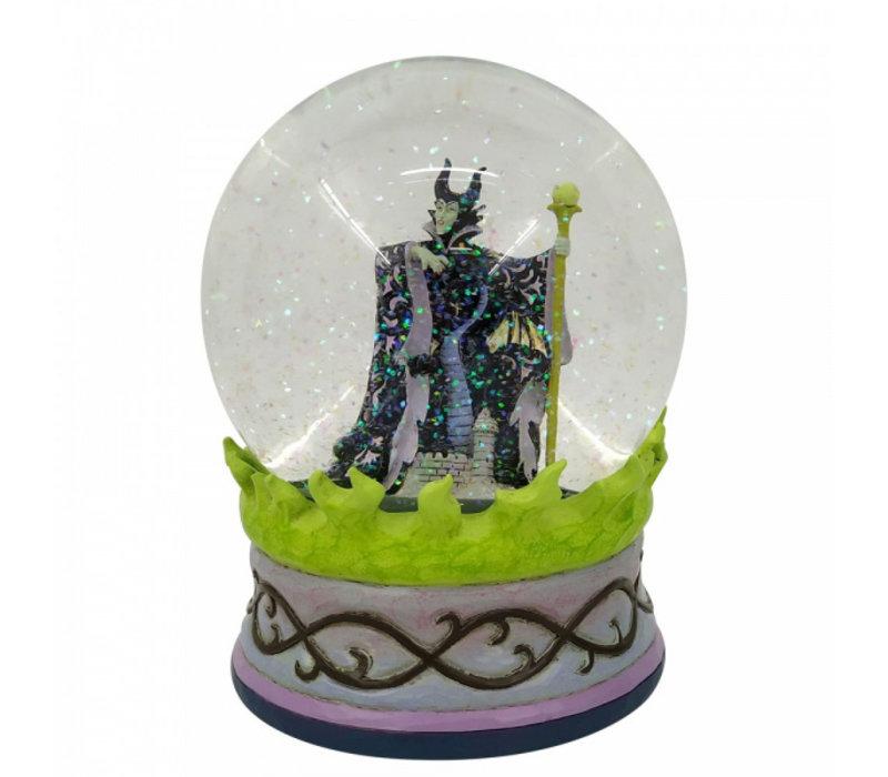 Disney Traditions - Maleficent sneeuwbol