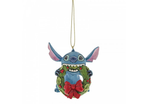 Disney Traditions Stitch Hanging Ornament - Disney Traditions